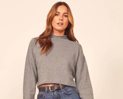 The Best Cropped Sweaters to Store in 2019